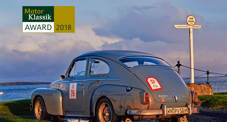 Volvo PV 544 Rallye Le Jog MKL Motor Klassik Award 2018
