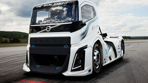 Volvo Race Truck Iron Knight