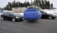 Volvo, Sicherheitssystem, Ausleger-Dummy