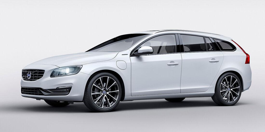 Volvo V60 D5 Hybrid