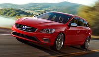 Volvo V60 Facelift 2013 R-Design