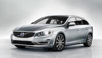 Volvo V60 Facelift 2013