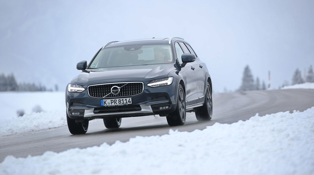 Volvo V90 Cross Country D4 AWD, Exterieur