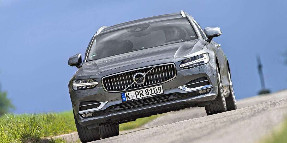 Volvo V90 D3 AWD, Exteriuer