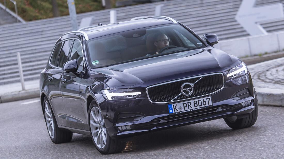 Volvo V90 D3 Front