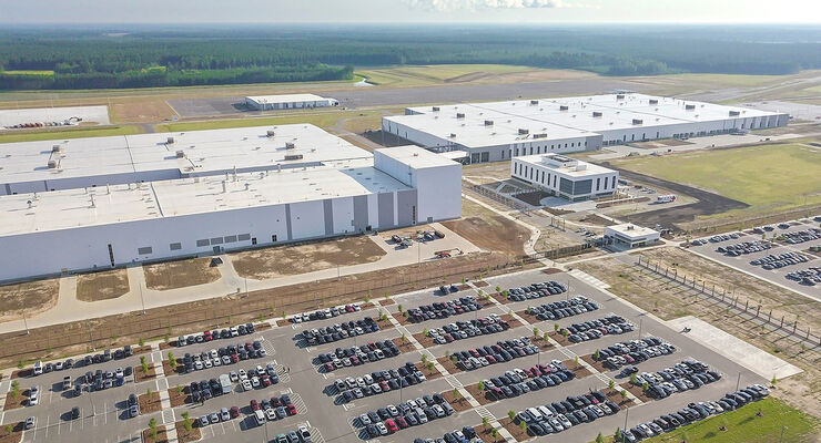 Volvo-Werk USA (2018)