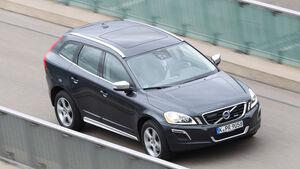 Volvo XC 60 D3 R Design, Frontansicht