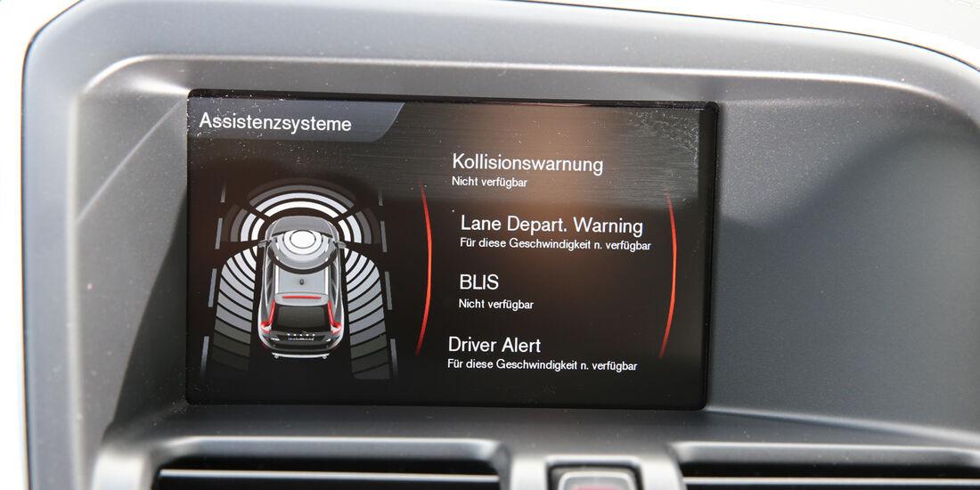 Volvo XC 60 D4 AWD, Bordcomputer
