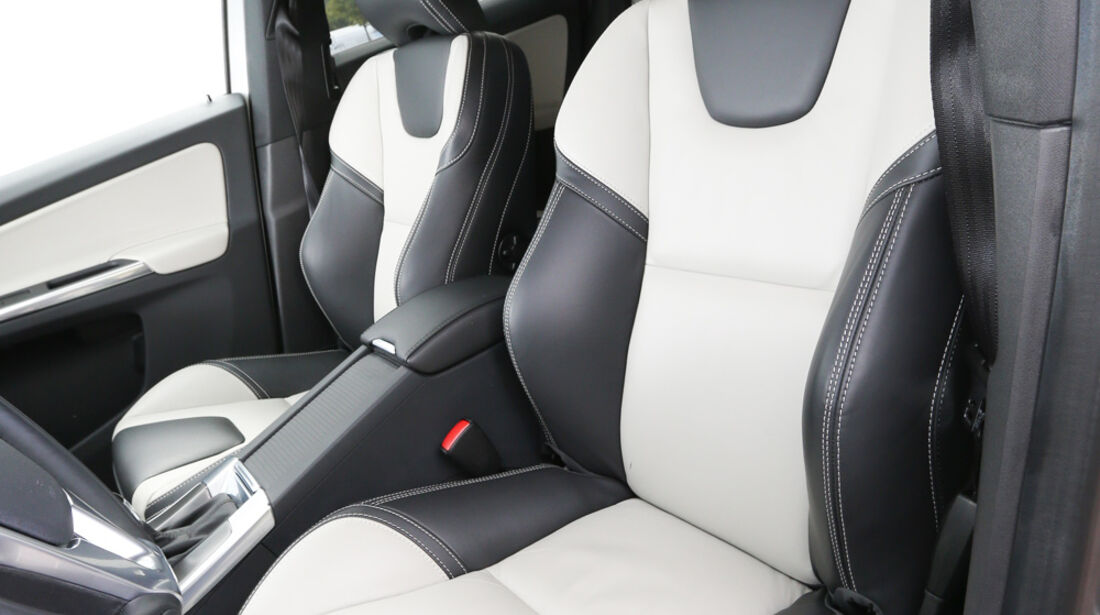 Volvo XC 60 D4 AWD, Fahrersitz