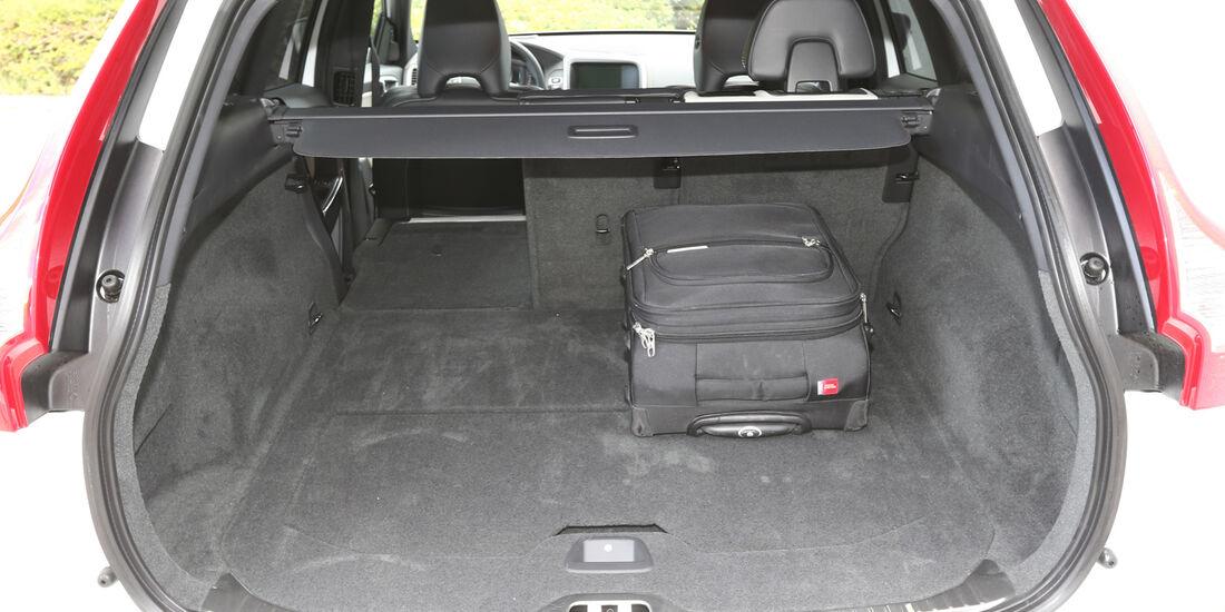 Volvo XC 60 D4 AWD, Kofferraum, Ladefläche