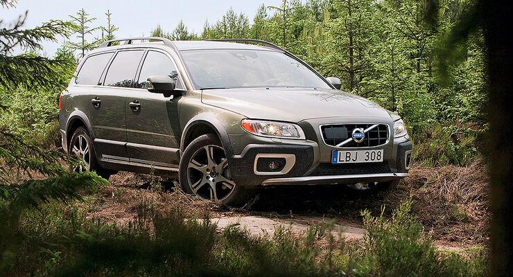 Volvo XC 70 Front