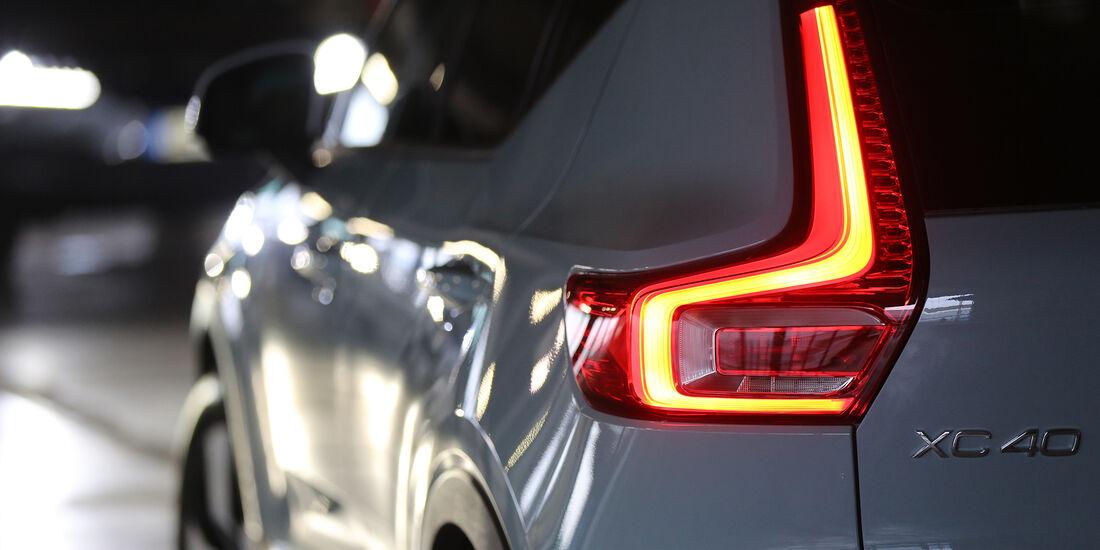 Volvo XC40 T3, Exterieur