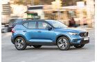 Volvo XC40 T5 AWD Fahrbericht (2018)