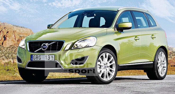 Volvo XC40 ab 2015: Plattform für Kompakt-SUV gesucht - auto motor ...