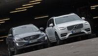 Volvo XC60 D5, Volvo XC90 D5