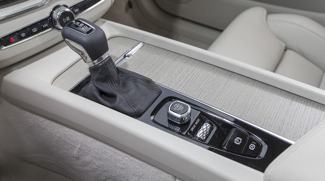 Volvo XC60 Interieur Details