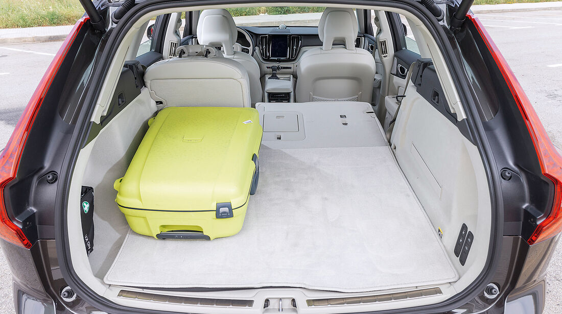 Volvo XC60 Kofferraum