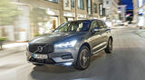 Volvo XC60 T5 AWD Inscription (2017), Front