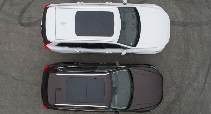 Volvo XC60 T6 AWD, Volvo XC90 T6 AWD, Exterieur