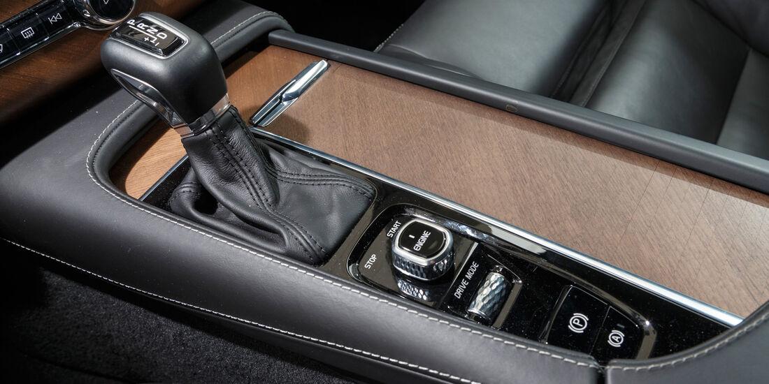 Volvo XC90 D5, Schaltung
