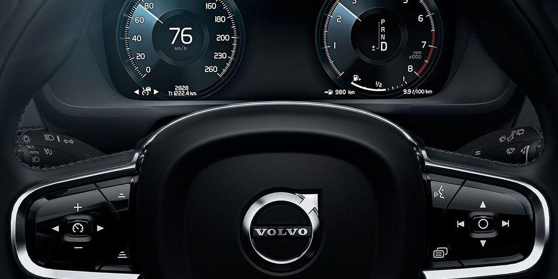 Volvo XC90 Innenraum