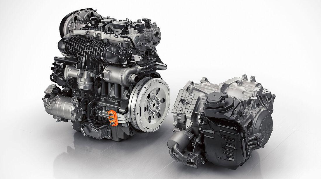 Volvo XC90 Motor Antriebsstrang
