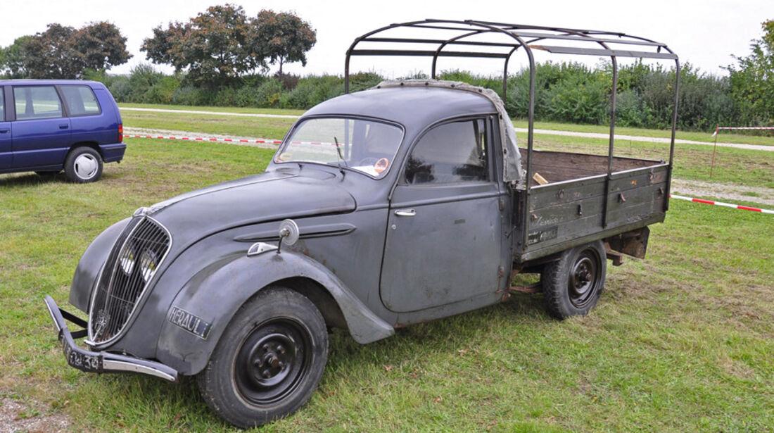 Vorkriegs-Peugeot