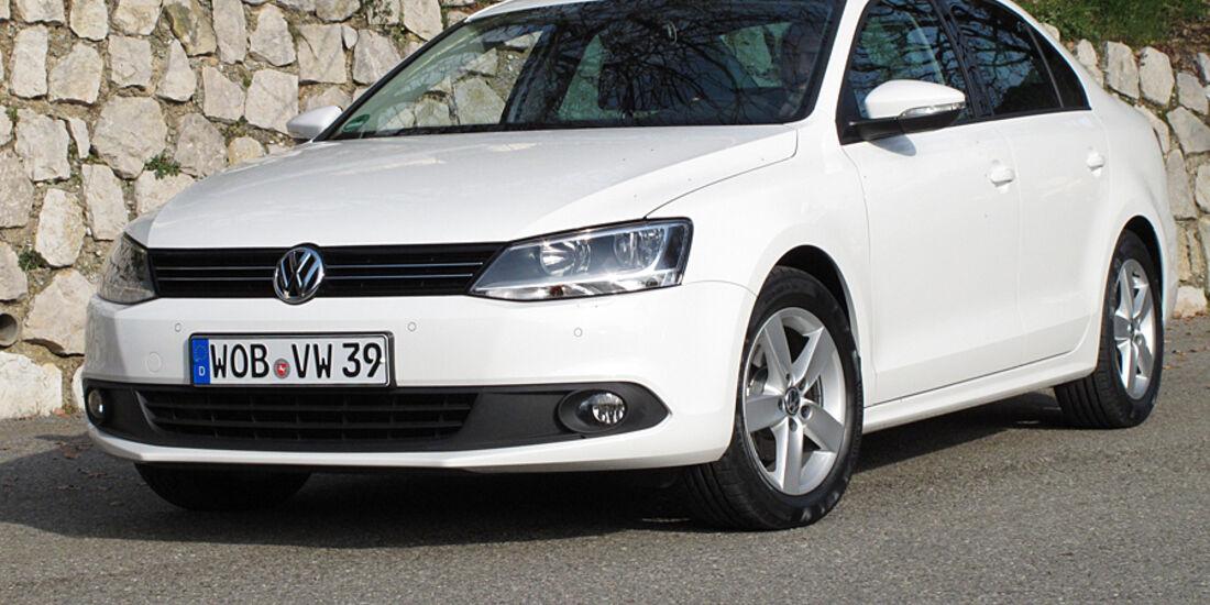 Vorstellung des neuen VW Jetta