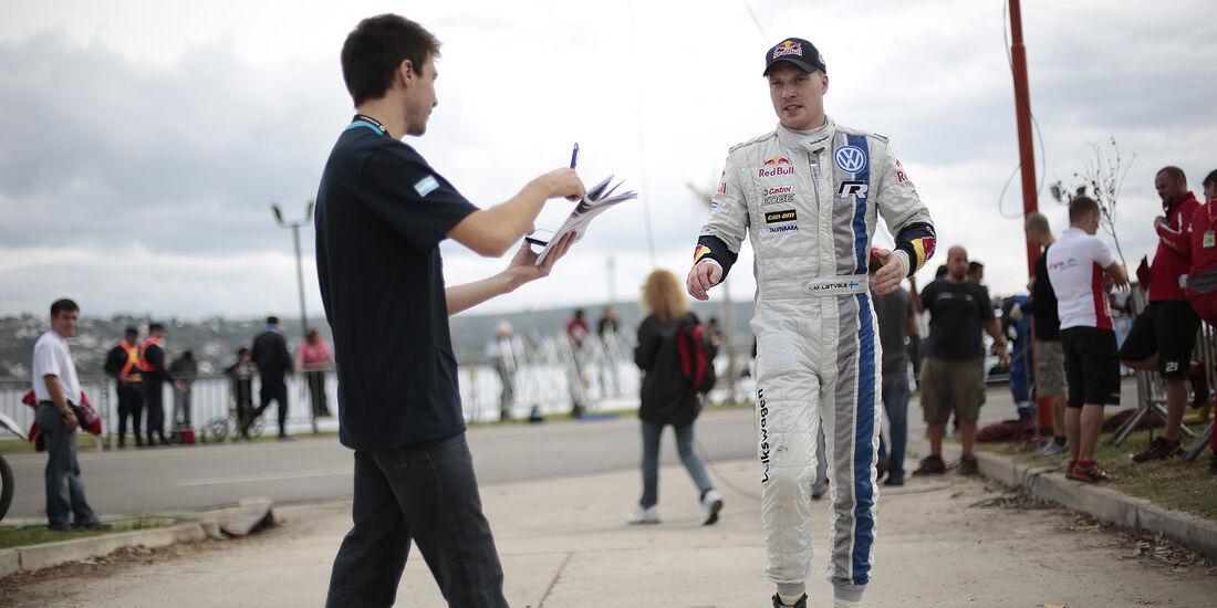 WRC Argentinien 2013, Latvala
