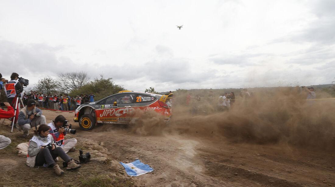 WRC Argentinien 2013