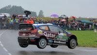 WRC M-Sport Ford - Rallye