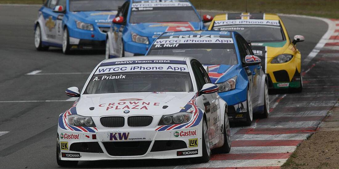 WTCC, Tourenwagen WM, Zolder, 2010, BMW 320 si, Andy Priaulx
