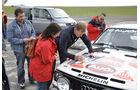 Walter Röhrl und Christian Geistdörfer bei der Eifel Classic 2009