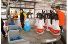 Waschanlage Reinigungsmittel