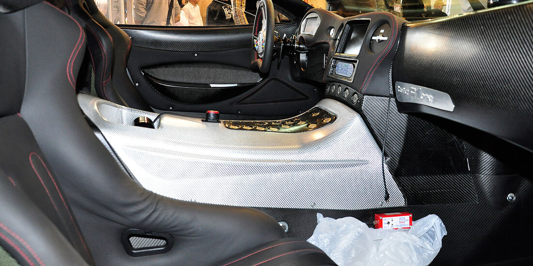 Weber F1, Tuning World Bodensee 2014