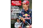 Weihnachtsgeschenke, Formel 1 Jahrbuch