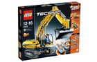 Weihnachtsgeschenke, Lego Raupenbagger