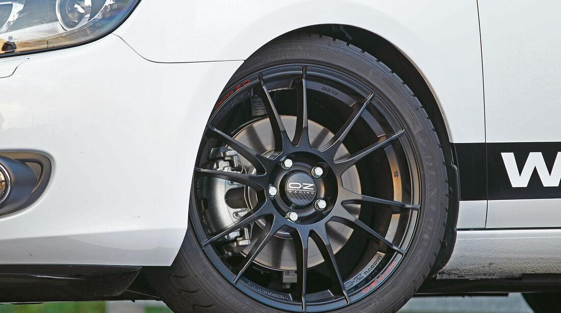 Wendland-VW Golf 1.4 TSI Cabrio, Felge