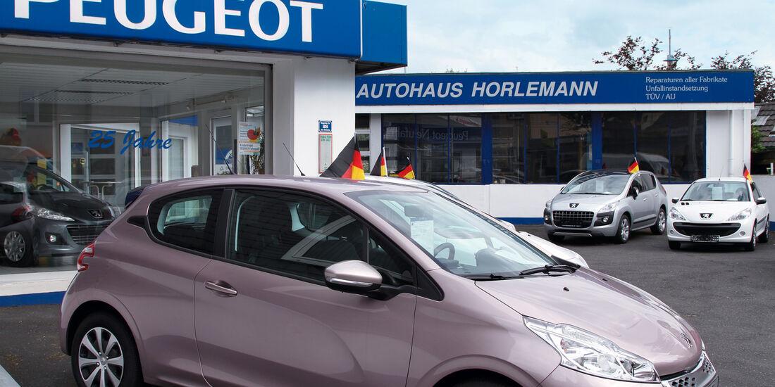 Werkstätten-Test, Auto Horlemann GmbH