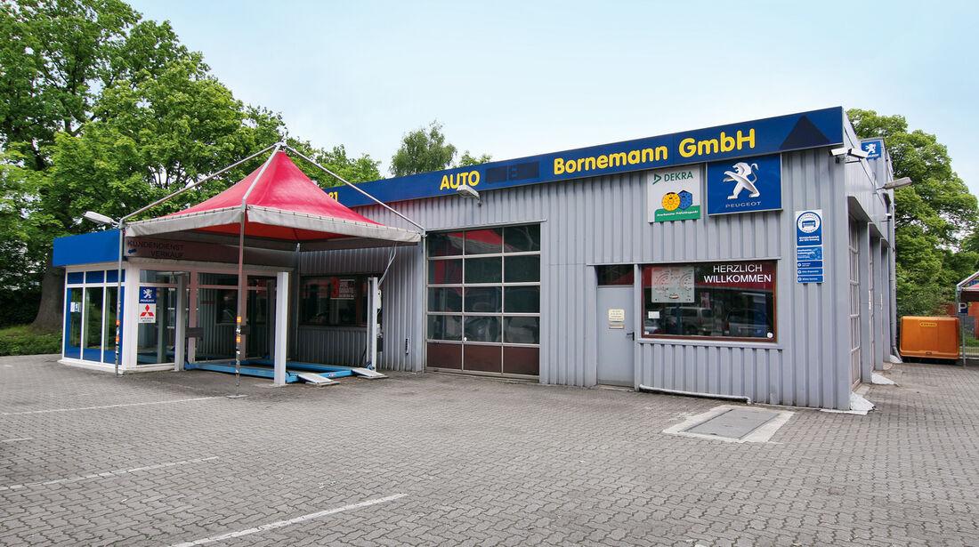 Werkstätten-Test, Autohaus Bornemann GmbH