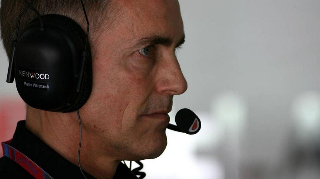 Whitmarsh GP Malaysia 2011 Formel 1