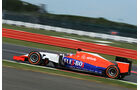 Will Stevens - Manor F1 - GP England - Silverstone - Freitag - 3.7.2015