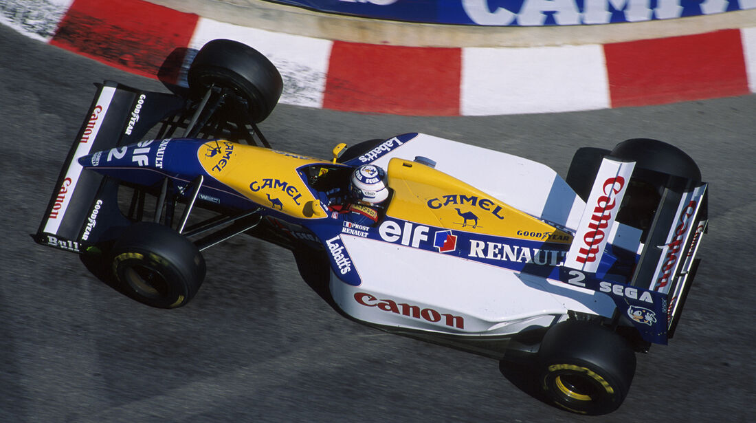 Williams - 1993