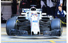 Williams - Barcelona F1-Test 2018