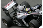 Williams F1 Test 2011