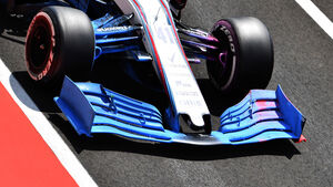 Williams - F1-Testfahrten - Ungarn