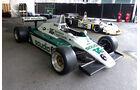 Williams FW08 - F1 Grand Prix-Klassiker - GP Singapur 2014
