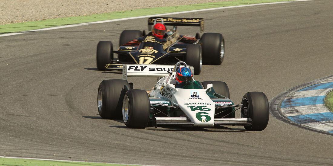 Williams FW08-Ford (1982)