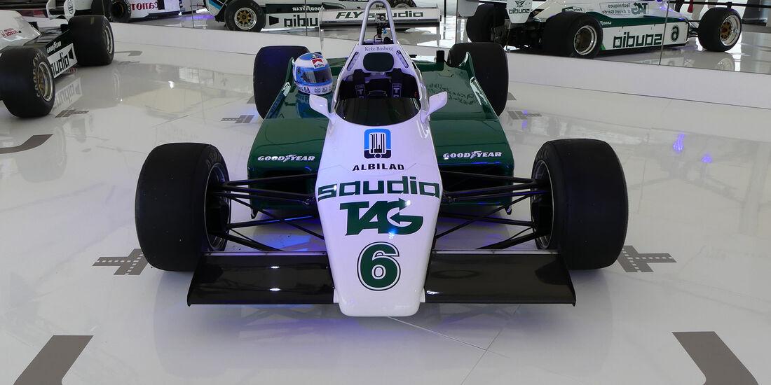 Williams FW08 - Formel 1 - GP Japan - Suzuka - 5. Oktober 2017