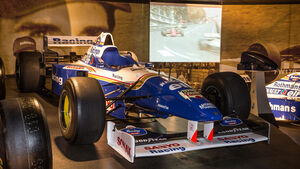 Williams FW18 - Museum - Lager - 2017